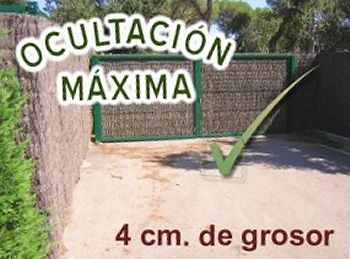 Brezo natural Madrid - m�xima ocultaci�n
